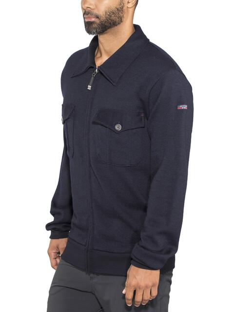 Devold M's Blaatrøie Jacket Deep Marine